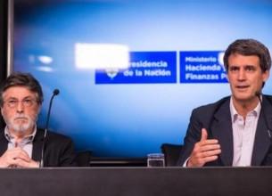 ACUERDO. La postura de las provincias será debatida hoy con Alberto Abad y el ministro Prat-Gay.