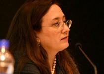 CAPUTI. La camarista nacional expresó su análisis sobre los desafíos pendientes de la Justicia.