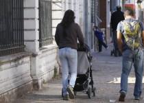 CUIDADOS. La alzada destacó el compromiso de la pareja con el bienestar del bebé.