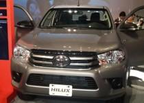 TOYOTA HILUX. La pick up japonesa continúa en el primer lugar de ventas, según Acara.