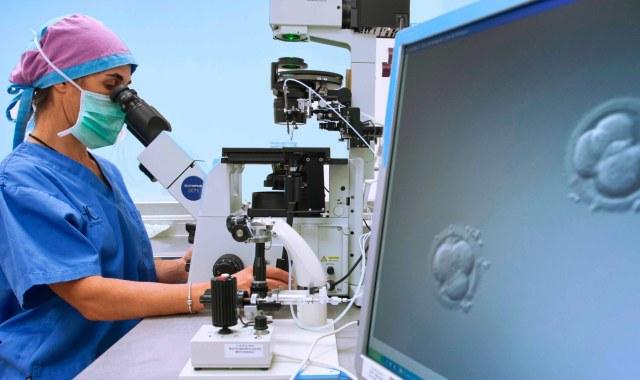 laboratorio embarazo