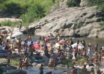 GASTO. En enero, los turistas erogaron en promedio entre $600 y $1.000 por día.
