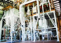 CÓRDOBA. La planta ubicada en el norte de la ciudad exhibe la tecnología que exige esta producción.