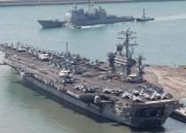 """ENFRENTADOS. Por estas horas, el """"fin de la paciencia estratégica"""" y """"el desenlace de una situación muy peligrosa que nadie puede prever"""" son algunos de los cruces discursivos entre Estados Unidos y Corea del Norte."""