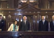 CORTE SUPREMA. Los miembros del Máximo  Tribunal no tienen plazo para resolver.