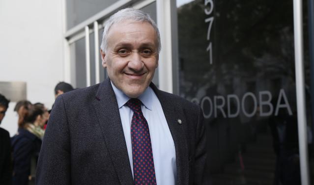 CONDUCCIÓN. Héctor Echegaray seguirá al frente del Colegio de Abogados de Córdoba.