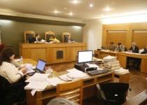 UN LARGO PROCESO JUDICIAL. El juicio comenzó el pasado 17 de abril; pasaron por la sala de audiencias 116 testigos.