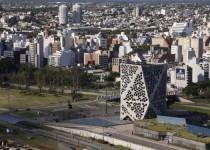 PREDIO. El edificio estará situado en los terrenos del norte del Centro Cívico, contiguo a Av. 24 de Septiembre.