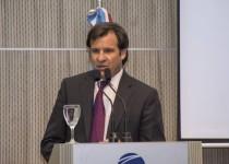 MARCOS AYERRA. El presidente de la Comisión Nacional de Valores (CNV) difundió las fortalezas de las Obligaciones Negociables simples para pymes