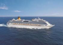 COSTA FASCINOSA. Será el buque protagonista del próximo verano, que cuenta con una capacidad para 3.800 huéspedes.
