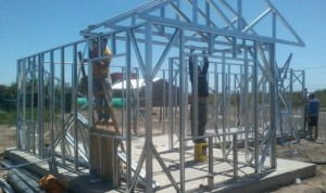 steel framing construccion