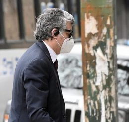 Investigación. El juez a cargo de la causa, Juan Pablo Auge.