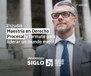Maestria derecho procesal