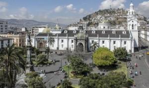 LUZ DE AMÉRICA. Quito fue la primera ciudad en el continente que logró su independencia.