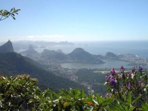 PARQUE NACIONAL DA TIJUCA. Ubicado en Río de Janeiro, este sitio recibió unos 3,1 millones de visitantes en 2014.