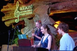 MÚSICA DEL MUNDO. Unos 500 jóvenes  talentos participarán de Iguazú en Concierto.