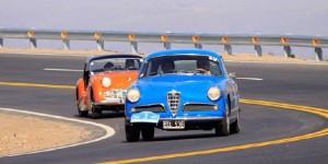 CLÁSICOS. Los autos deportivos clásicos  se lucirán en el Paseo del Buen Pastor.