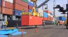 Contenedores puerto